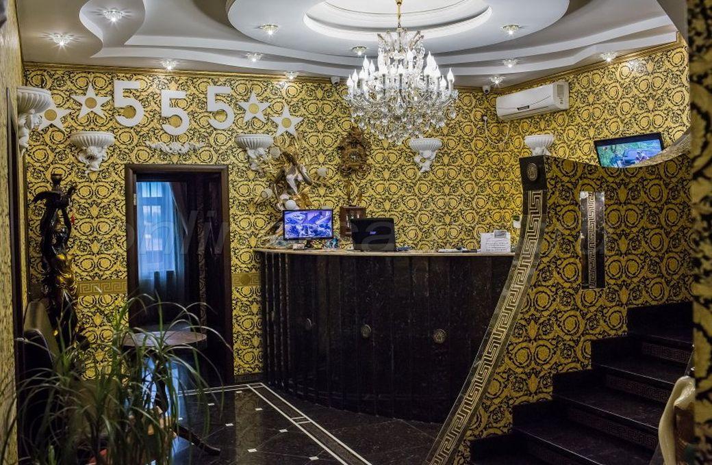 555, гостиничный комплекс